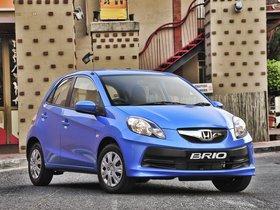 Ver foto 7 de Honda Brio 2012