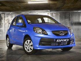 Ver foto 6 de Honda Brio 2012