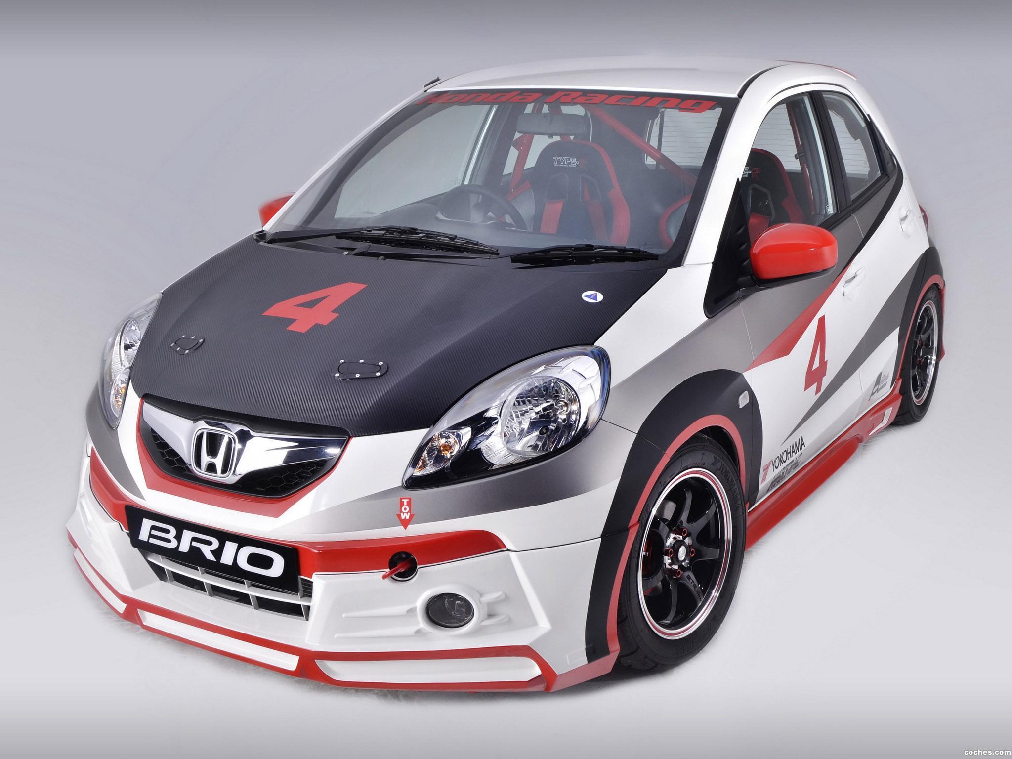 Foto 0 de Honda Brio Club Racer 2013