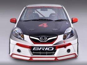 Ver foto 3 de Honda Brio Club Racer 2013