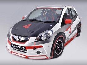Ver foto 1 de Honda Brio Club Racer 2013