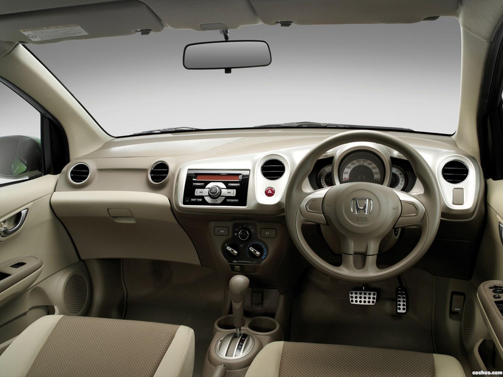 Foto 5 de Honda Brio Concept 2010