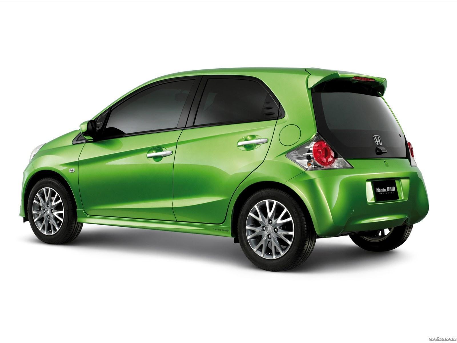 Foto 3 de Honda Brio Concept 2010