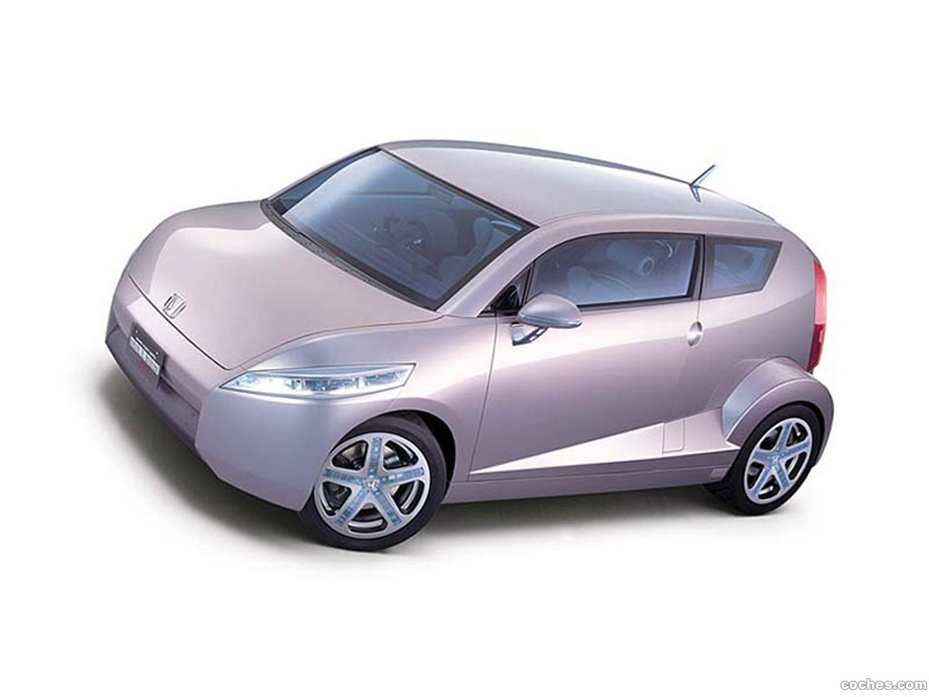 Foto 0 de Honda Bulldog Concept 2001