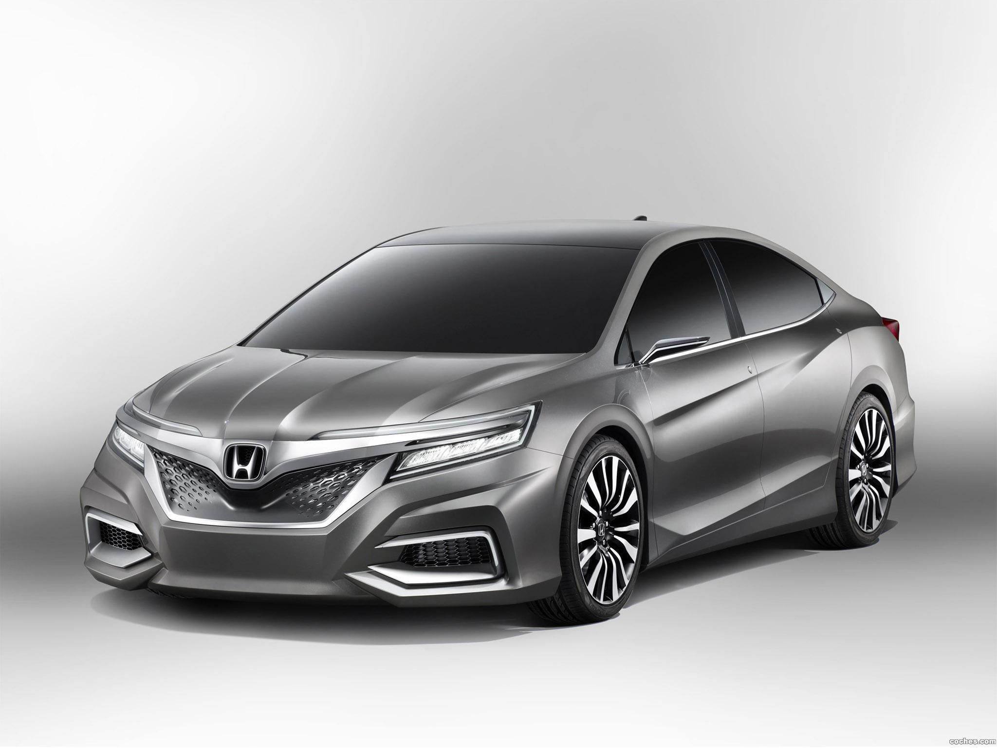 Foto 0 de Honda C Concept 2012