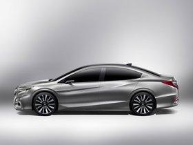 Ver foto 2 de Honda C Concept 2012