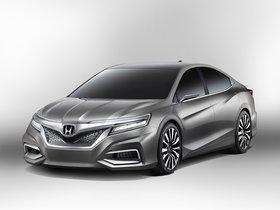 Ver foto 1 de Honda C Concept 2012