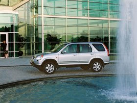 Ver foto 19 de Honda CR-V 2002
