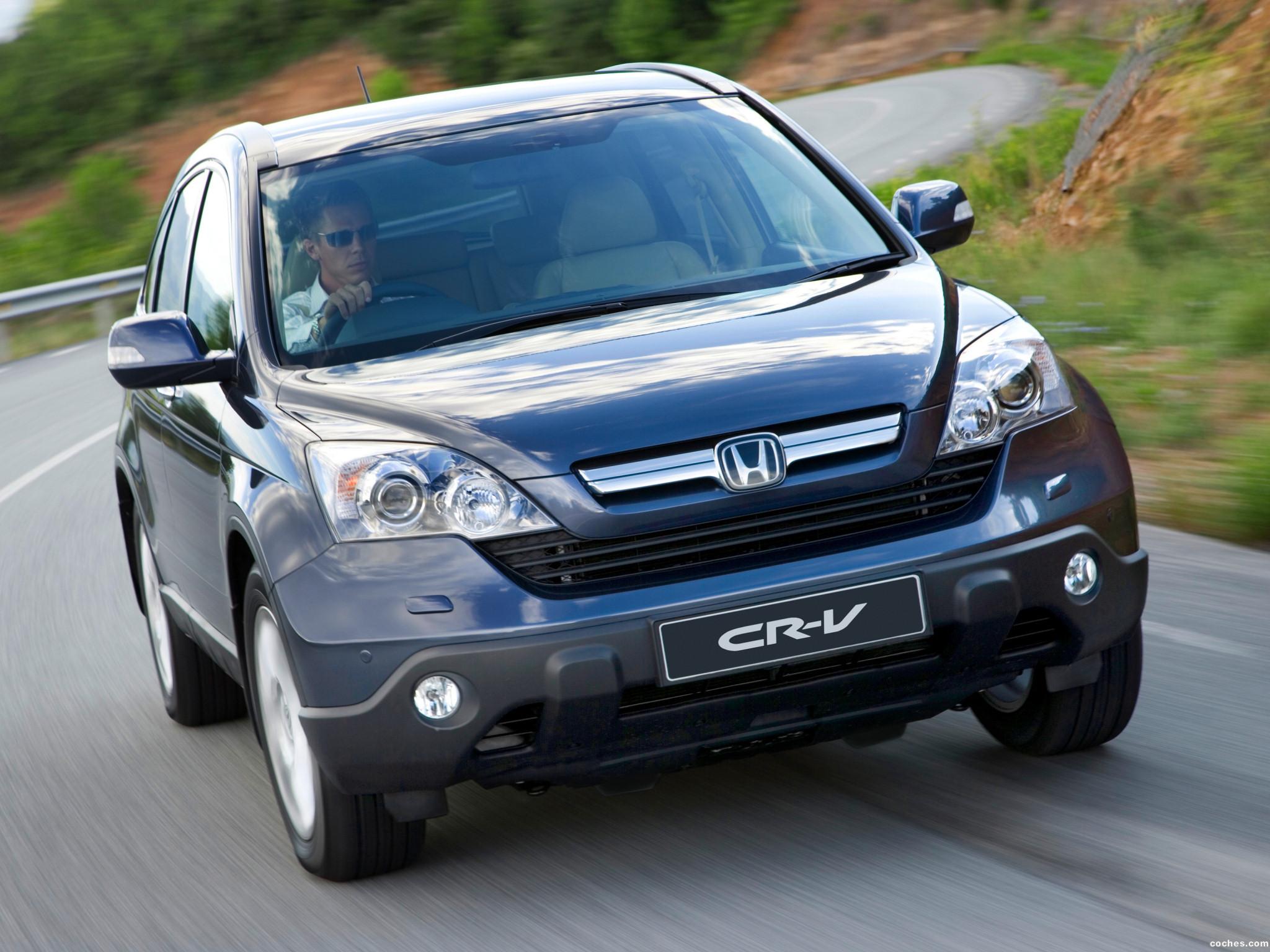 Foto 0 de Honda CR-V 2007