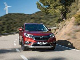 Ver foto 6 de Honda CR-V 2015