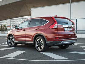 Ver foto 10 de Honda CR-V 2015