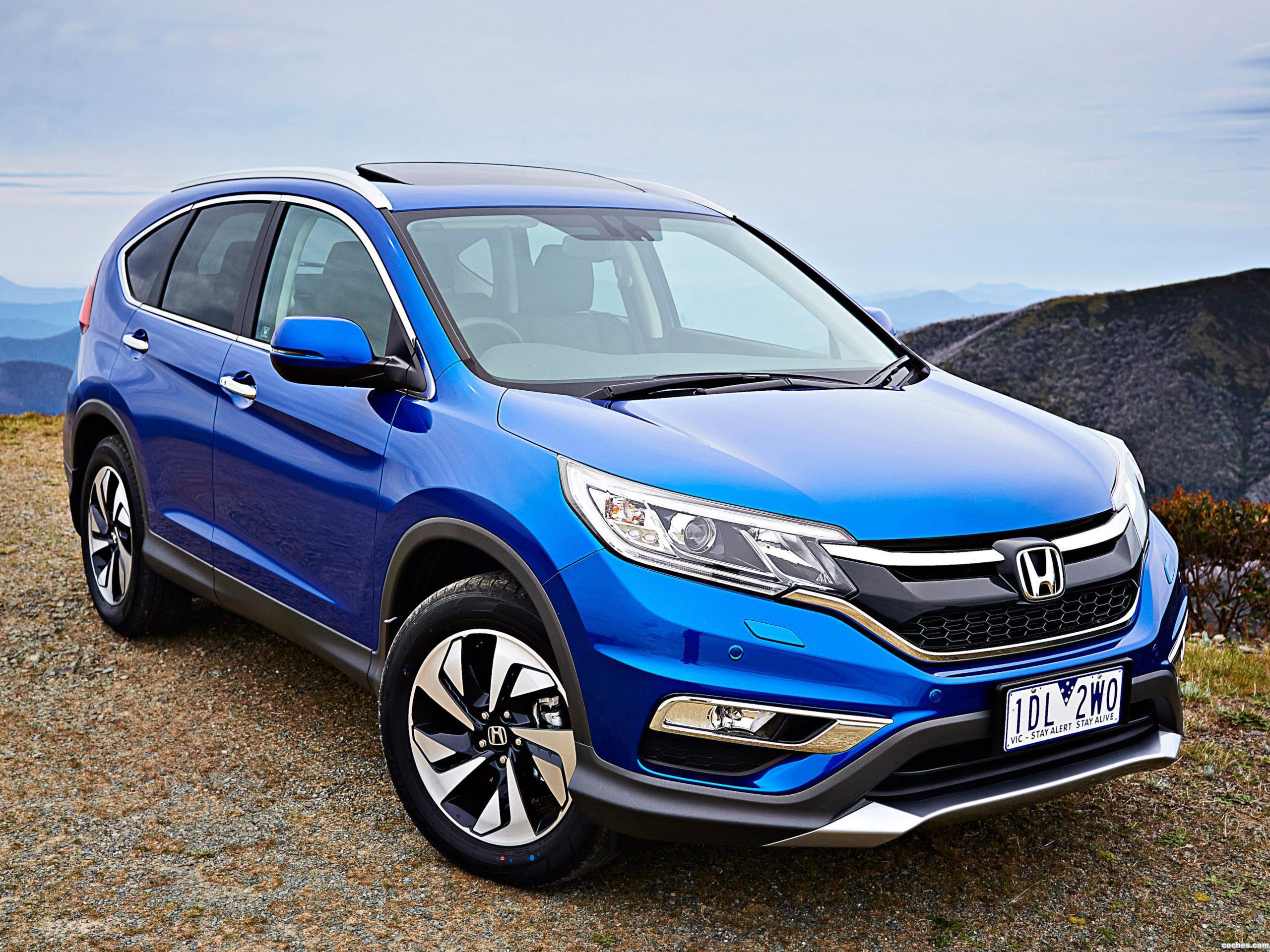 Foto 0 de Honda CR-V Australia 2014