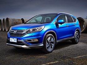Ver foto 10 de Honda CR-V Australia 2014