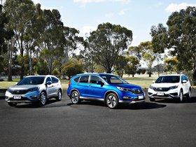 Ver foto 6 de Honda CR-V Australia 2014