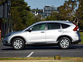 Ver foto 5 de Honda CR-V Australia 2014