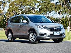 Ver foto 3 de Honda CR-V Australia 2014