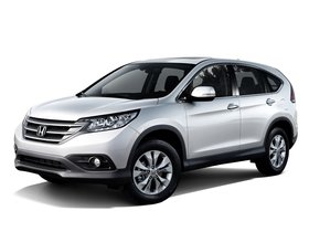 Ver foto 2 de Honda CR-V China 2012