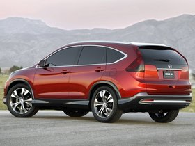 Ver foto 3 de Honda CR-V Concept 2011
