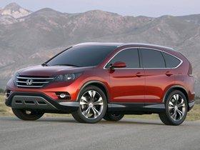 Ver foto 2 de Honda CR-V Concept 2011
