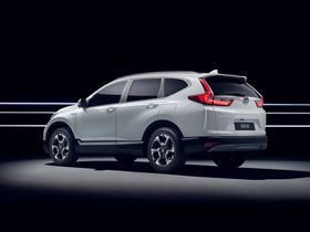Ver foto 2 de Honda CR-V Hybrid Prototype 2017
