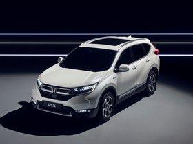 Fotos de Honda CR-V Hybrid Prototype 2017