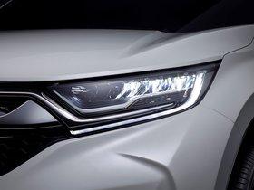 Ver foto 9 de Honda CR-V Hybrid Prototype 2017