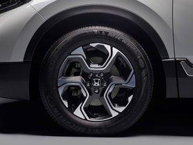 Ver foto 8 de Honda CR-V Hybrid Prototype 2017