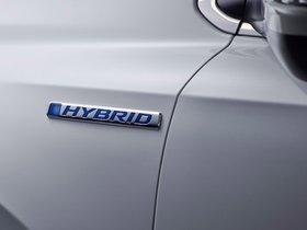 Ver foto 7 de Honda CR-V Hybrid Prototype 2017