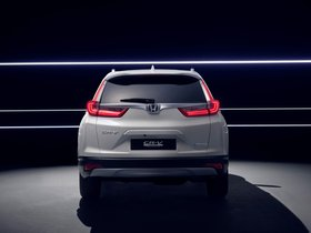 Ver foto 5 de Honda CR-V Hybrid Prototype 2017