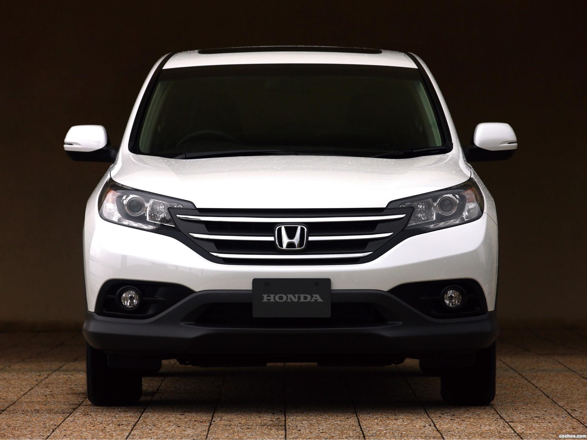 Foto 9 de Honda CR-V Japan 2012