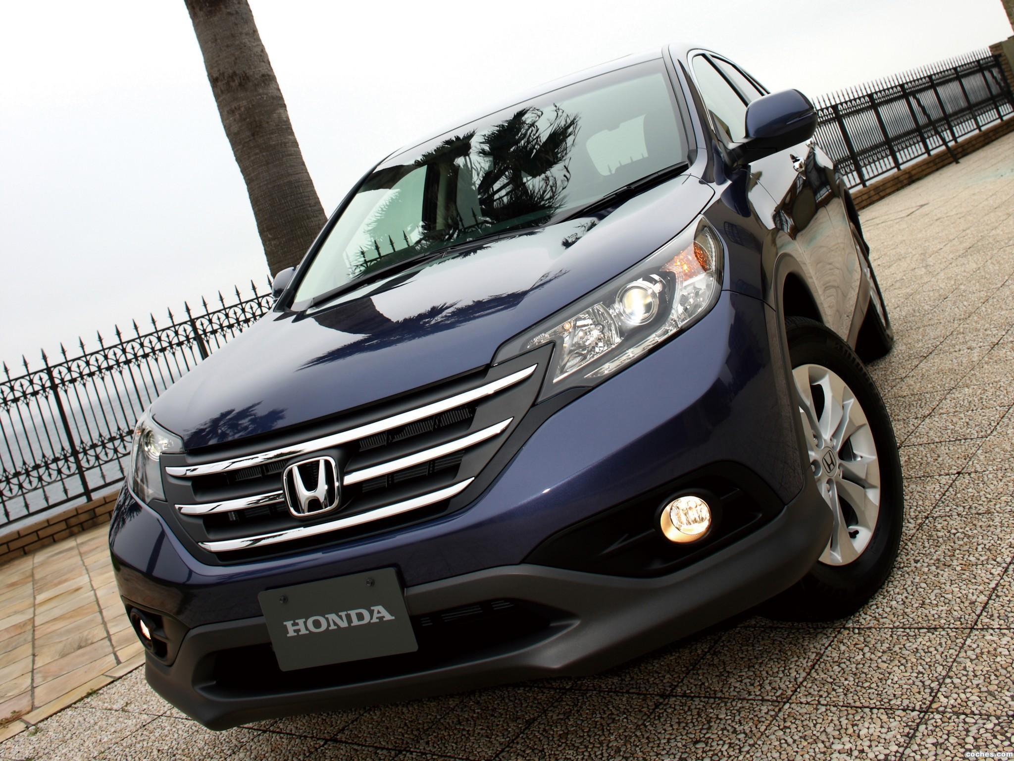 Foto 0 de Honda CR-V Japan 2012