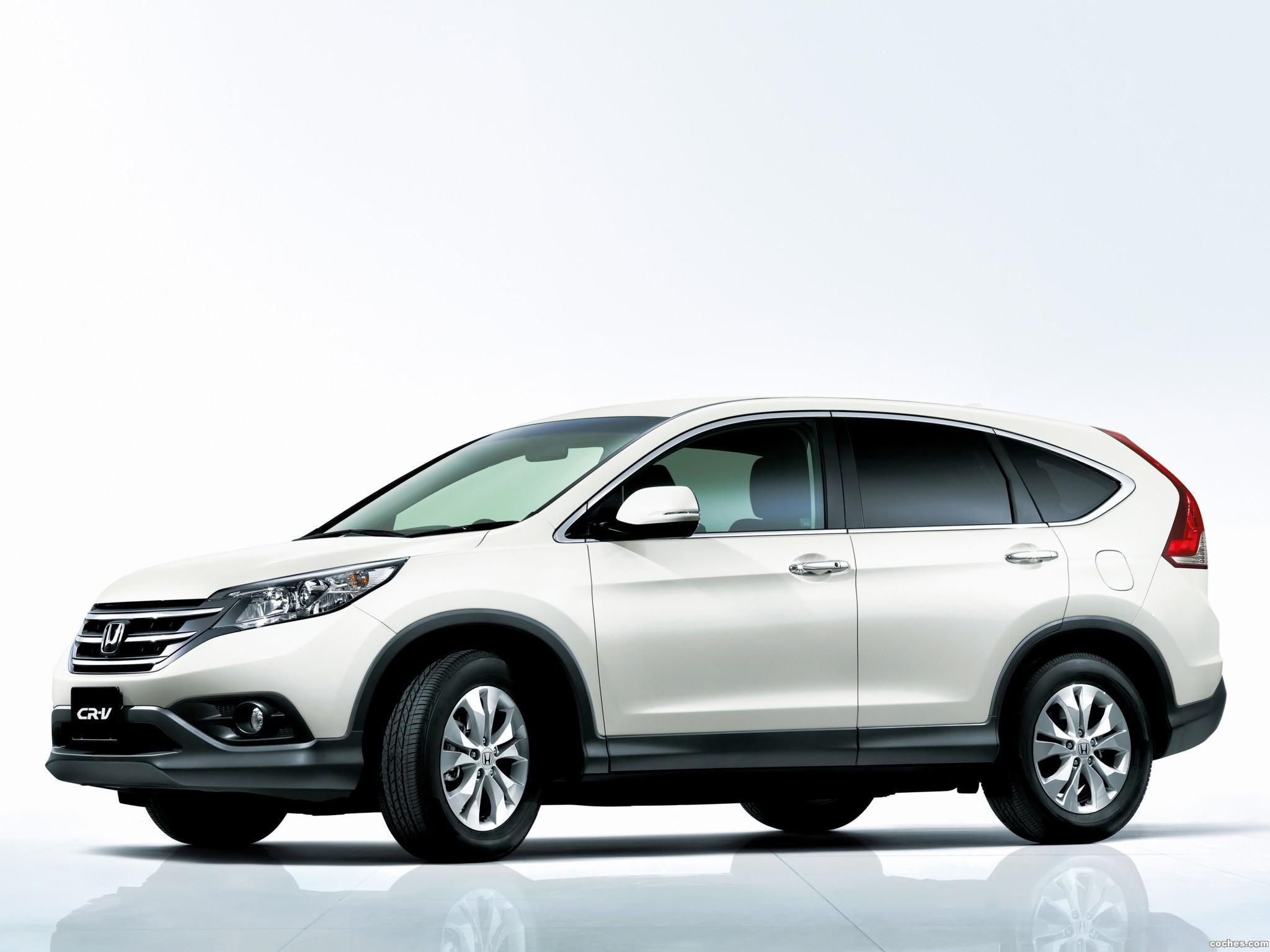 Foto 17 de Honda CR-V Japan 2012