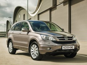 Ver foto 2 de Honda CR-V UK 2010