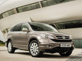 Ver foto 1 de Honda CR-V UK 2010