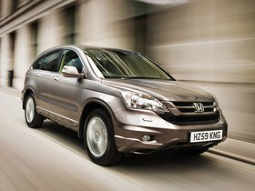 Ver foto 12 de Honda CR-V UK 2010