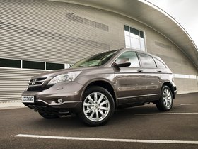 Ver foto 10 de Honda CR-V UK 2010