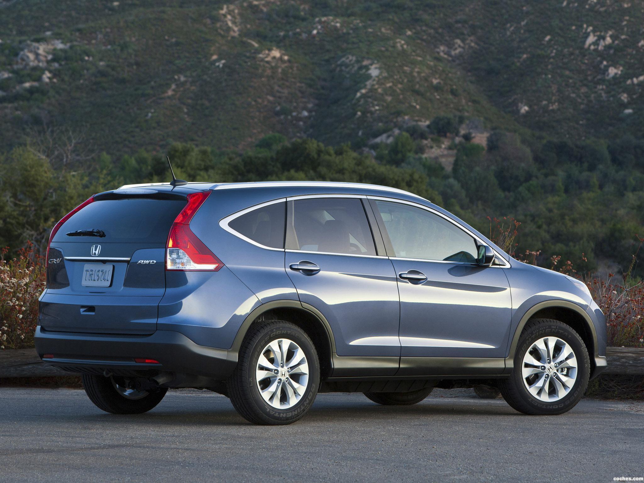 Foto 10 de Honda CR-V USA 2012