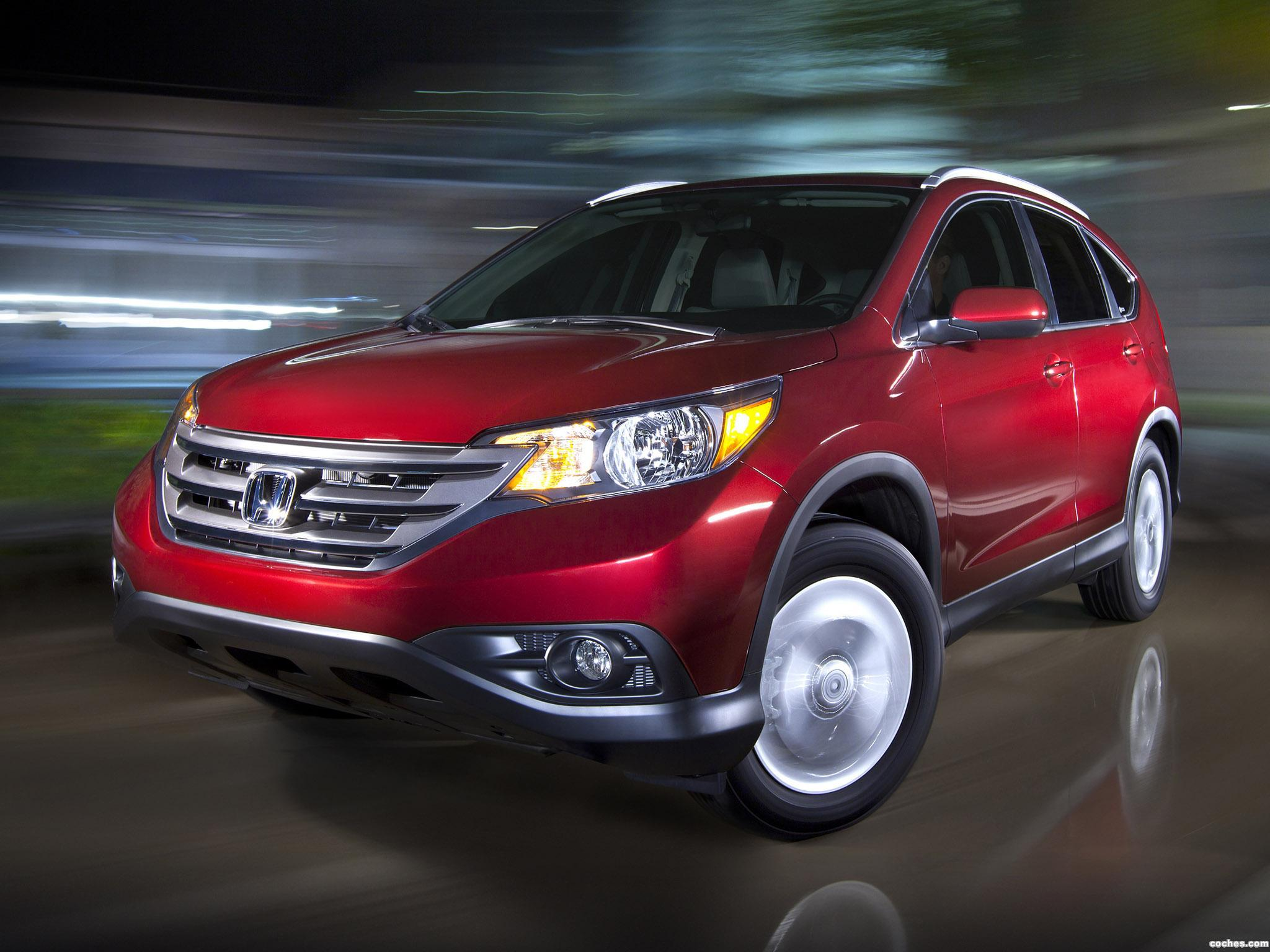 Foto 9 de Honda CR-V USA 2012