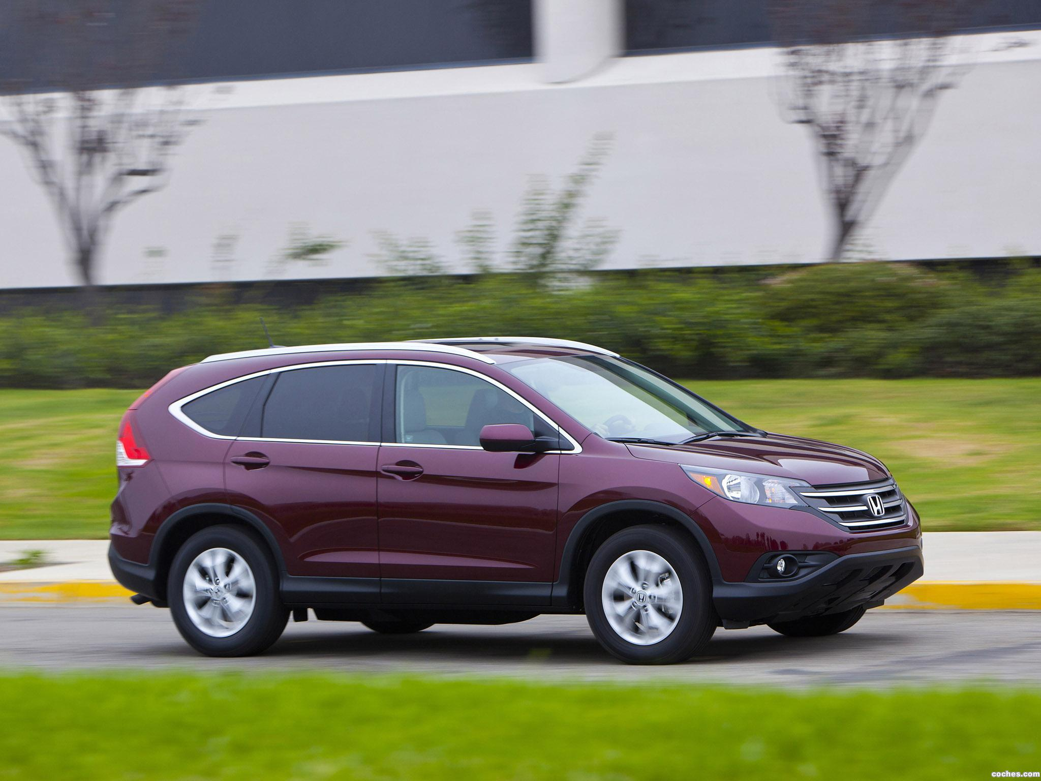 Foto 8 de Honda CR-V USA 2012