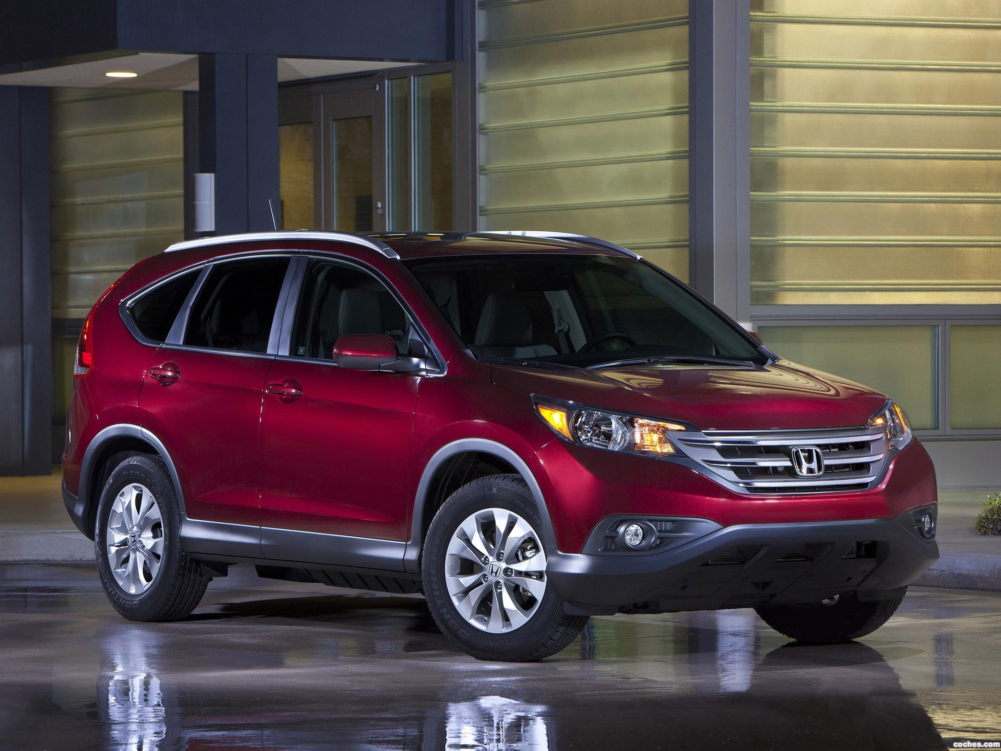 Foto 5 de Honda CR-V USA 2012