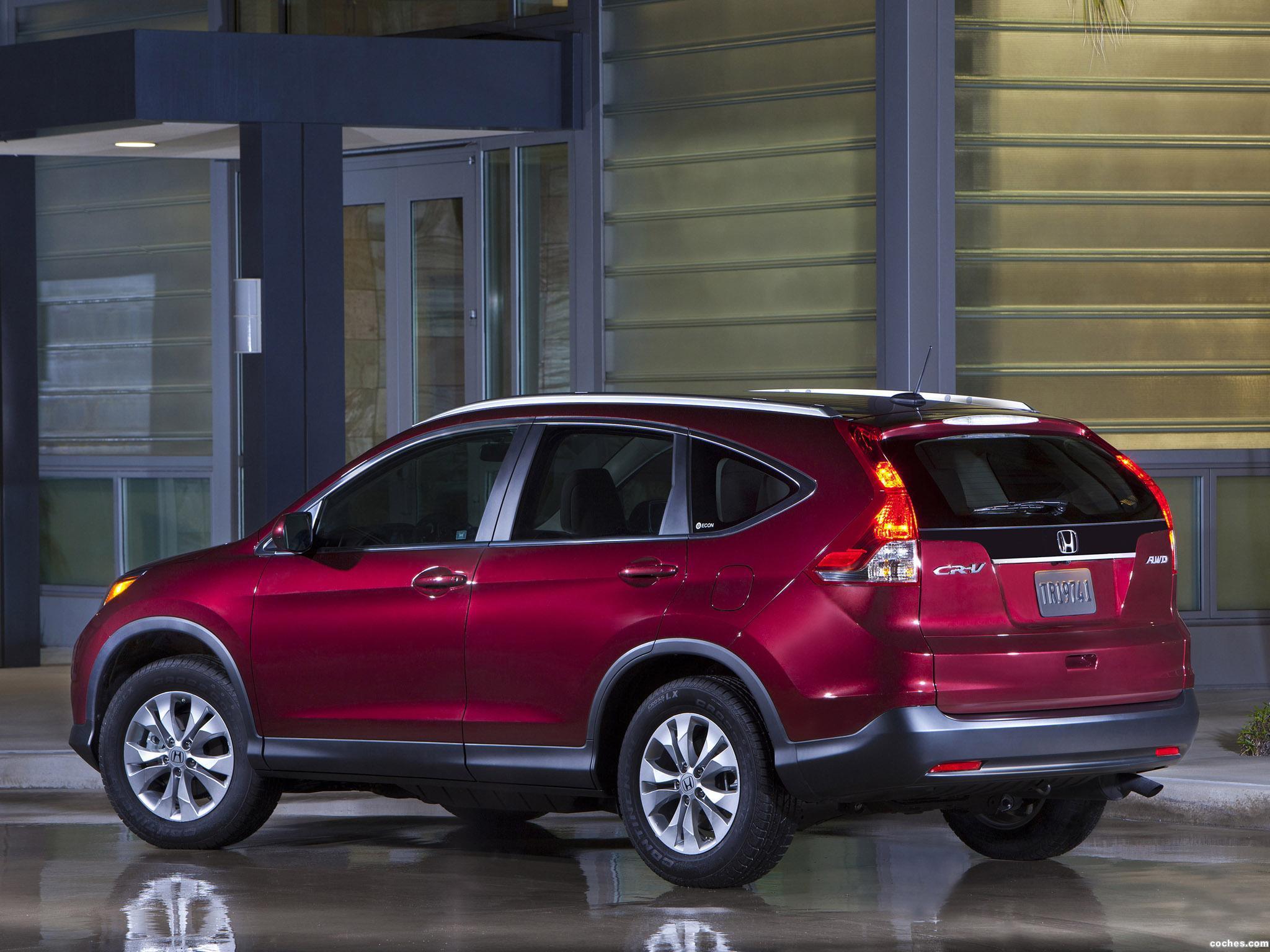 Foto 4 de Honda CR-V USA 2012