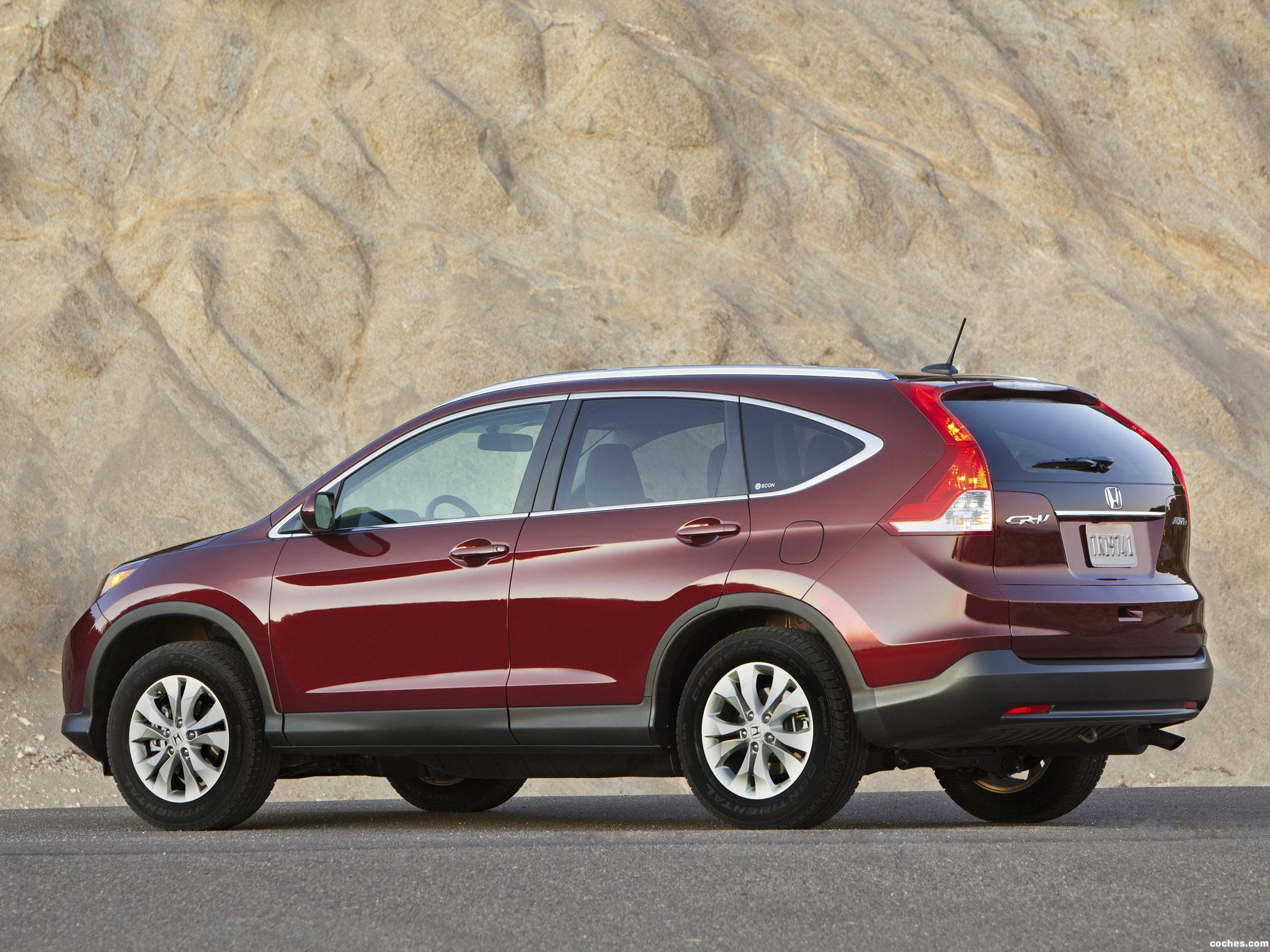 Foto 3 de Honda CR-V USA 2012