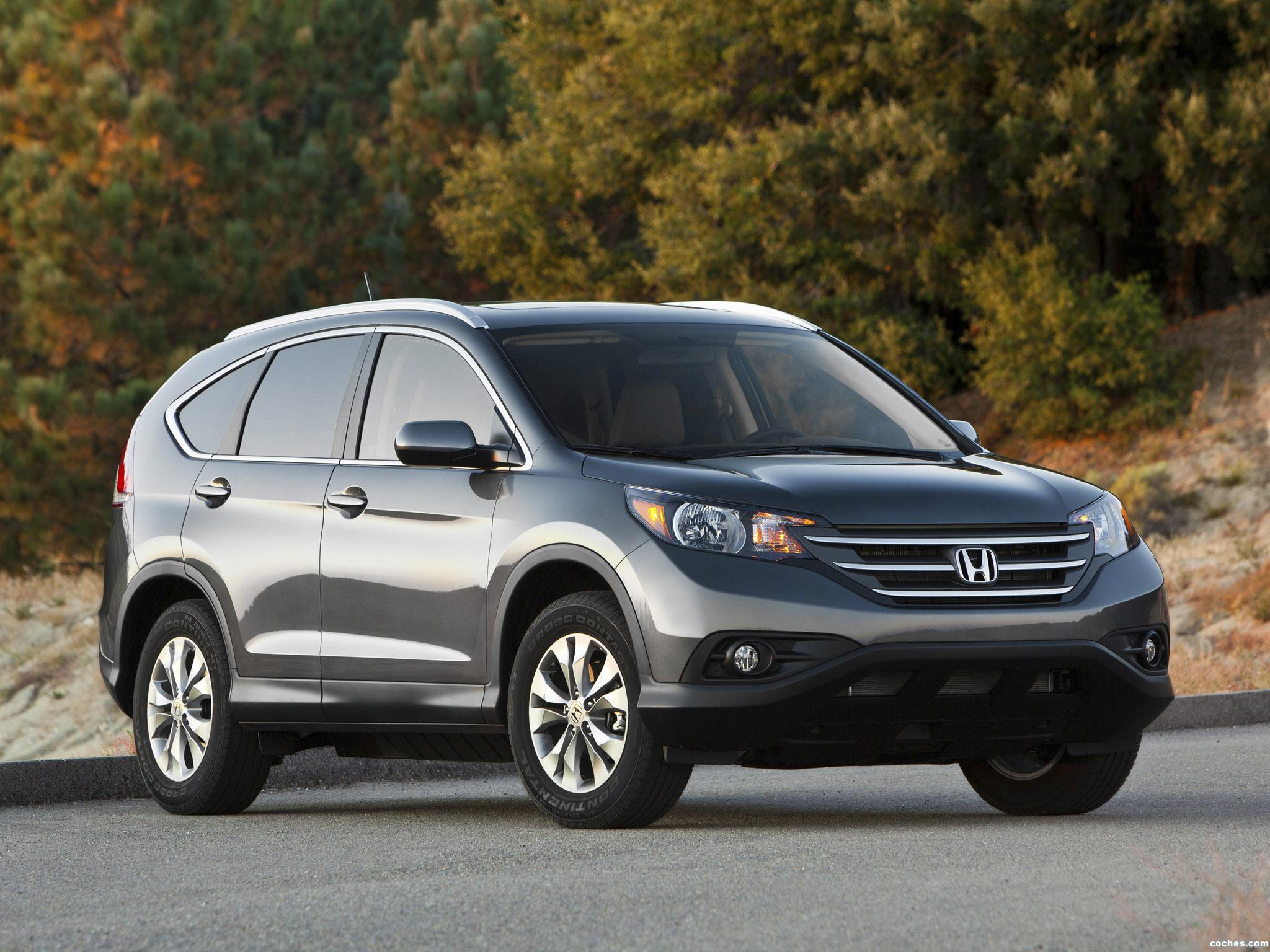 Foto 2 de Honda CR-V USA 2012