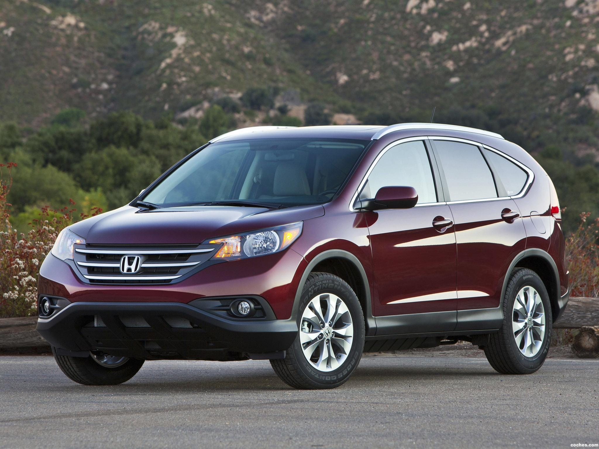 Foto 0 de Honda CR-V USA 2012
