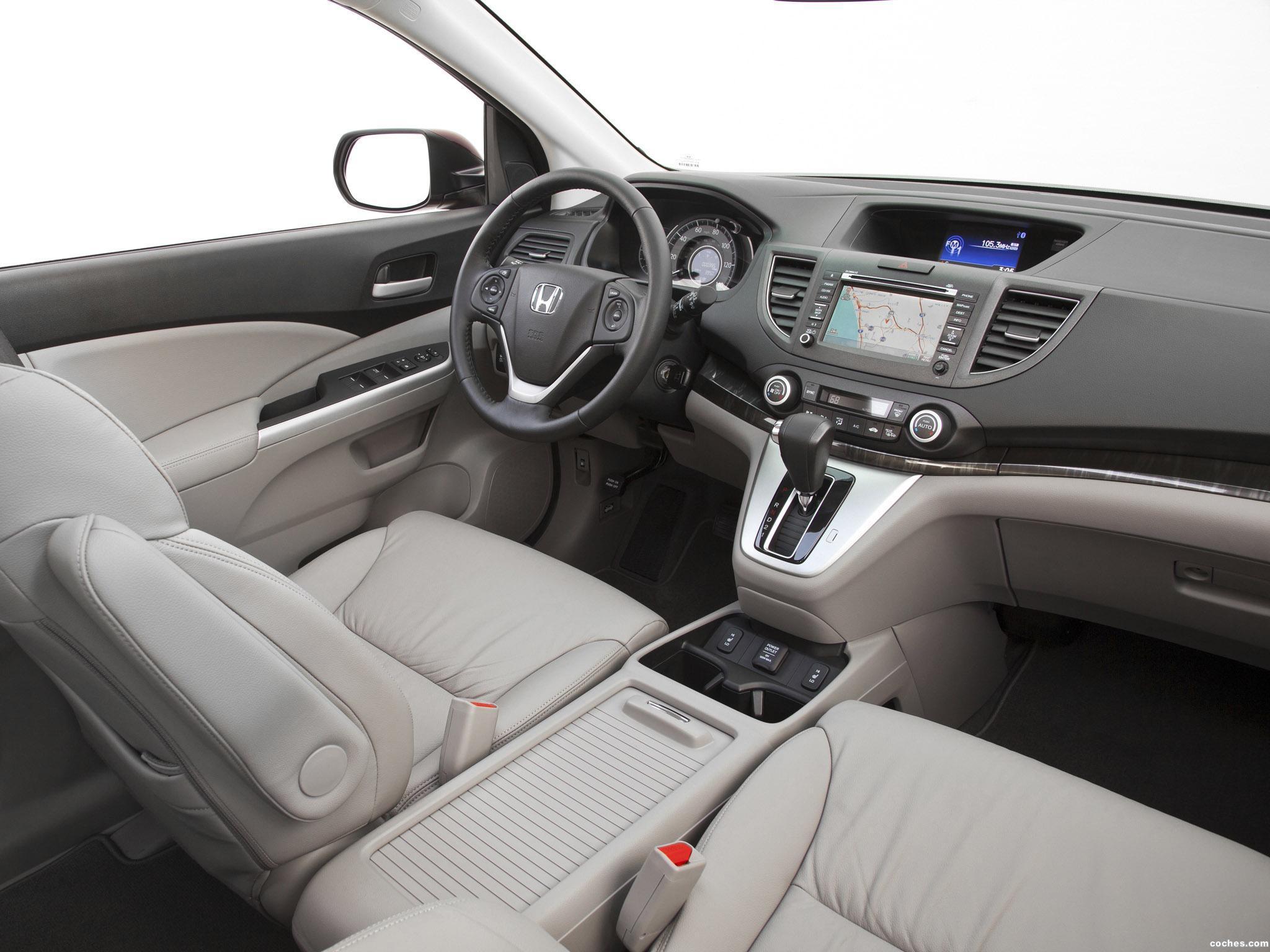 Foto 21 de Honda CR-V USA 2012