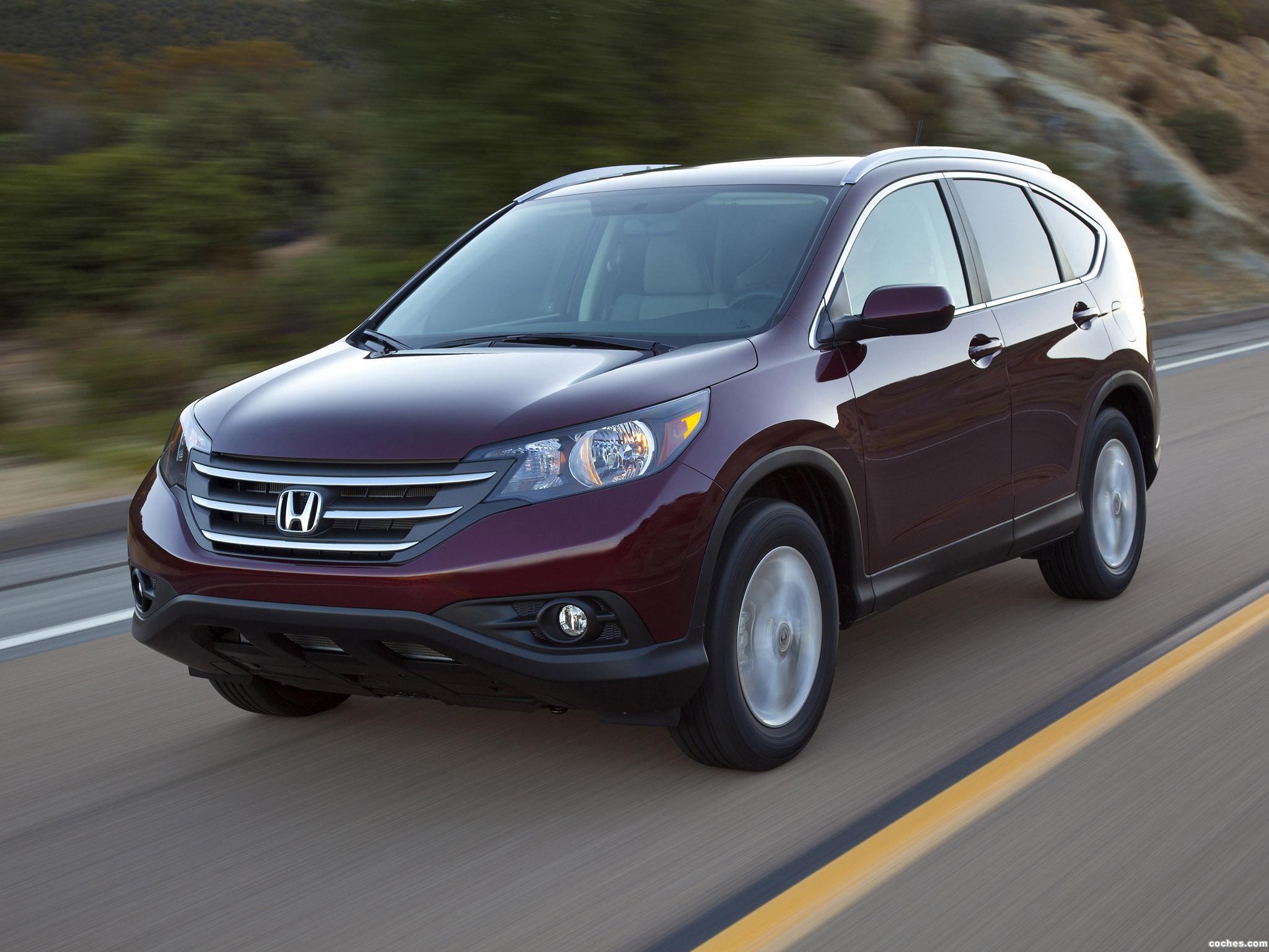 Foto 17 de Honda CR-V USA 2012