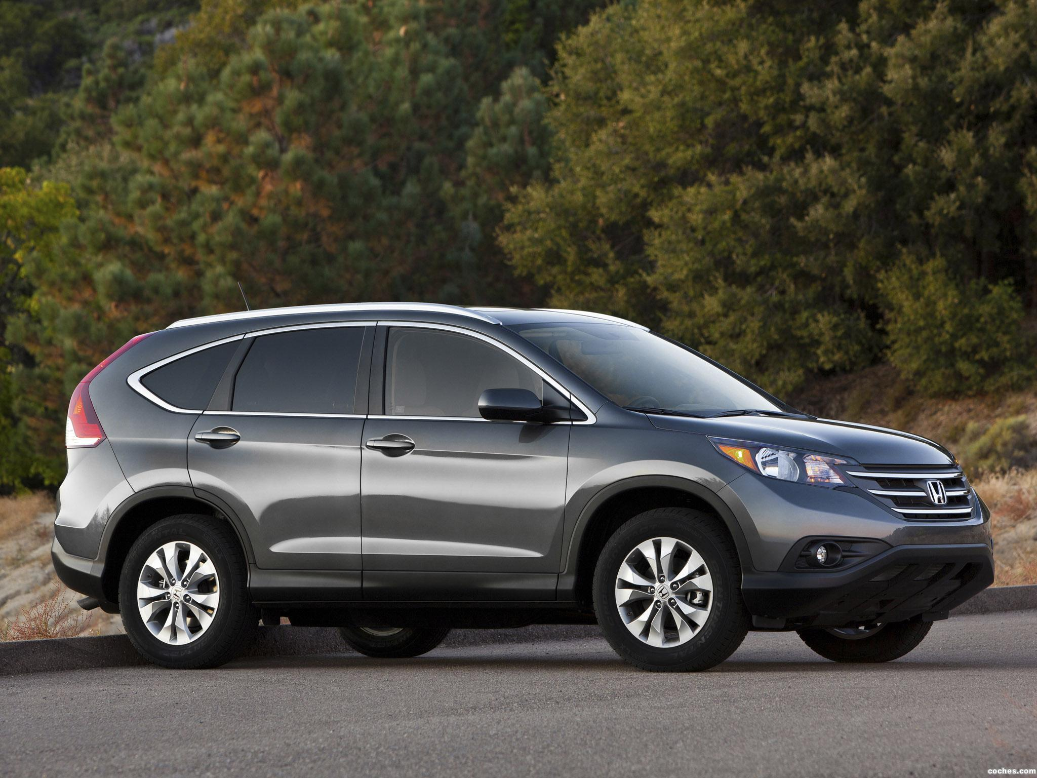 Foto 16 de Honda CR-V USA 2012