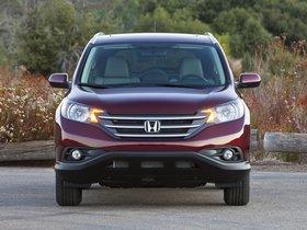 Ver foto 16 de Honda CR-V USA 2012