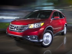 Ver foto 10 de Honda CR-V USA 2012