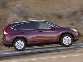 Ver foto 8 de Honda CR-V USA 2012
